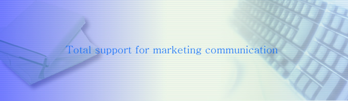 Total support for marketing communication